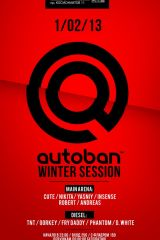 AUTOBAN WINTER SESSION